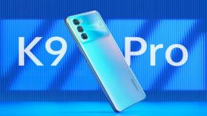 OPPO K9 Pro Mengudara dengan Dimensity 1200 dan 60W Fast Charging