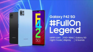 Spesifikasi dan Harga Samsung Galaxy F42 5G Bocor Jelang Perilisan