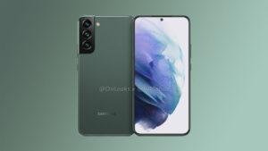 Render Terbaru Ungkap Desain Samsung Galaxy S22 dan S22+