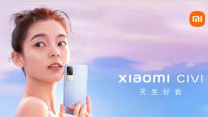 Xiaomi Civi Meluncur di Cina dengan Kamera Selfie 32MP